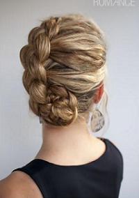 آموزش گام به گام تصویری  بافت بیست مدل موی سر زنان