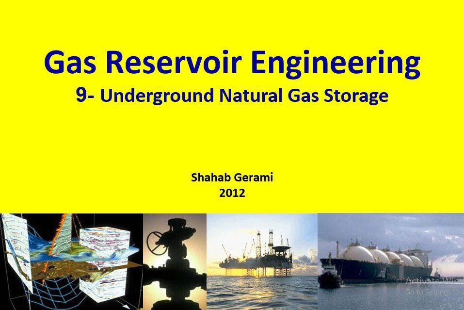 Gas Reservoir Engineering_Dr Gerami