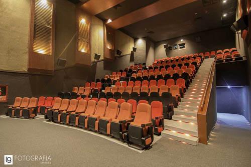 مجموعه 65 عکس از نماهای داخلی سینما