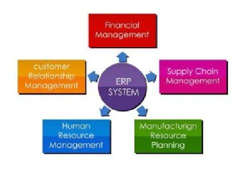 دانلود فایل (Word) پروژه بررسی سیستم های برنامهریزی منابع موسسه (ERP)