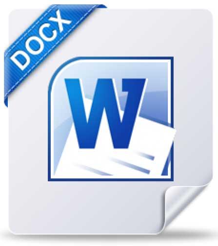 دانلود فایل ورد Word   بهسازی سیگنال گفتار در حوزه زمان فرکانس