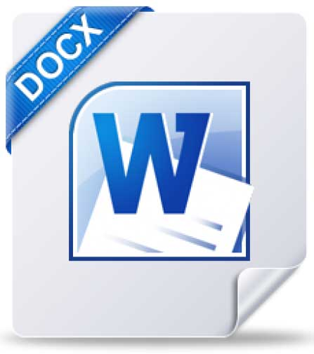 دانلود فایل ورد Word  بررسی موانع استقرار رویکرد نوین مشارکت در زنجیره تامین
