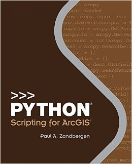 دانلود کتاب جامع برنامه نویسی پایتون در ARCGIS python