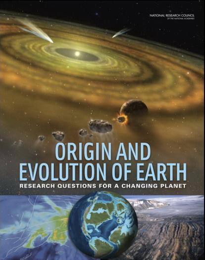 منشأ و تکامل زمین Origin and Evolution of Earth