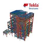 دانلود جزوه آموزش تکلا استراکچر Tekla Structures یا xSteel