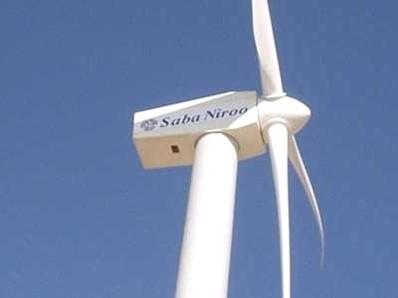 دانلود شبیه سازی نیروگاه بادی و سیستم DFIG