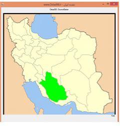 دانلود سورس کد نقشه هوشمند ایران با سی شارپ