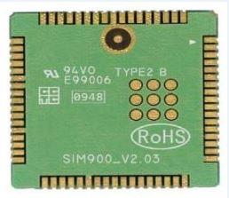 دانلود پروژه دزدگیر سیم کارت خور با ماژول SIM900