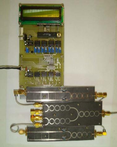 دانلود شبیه سازی و ساخت دستگاه اندازه گیری فرکانس لحظه ای