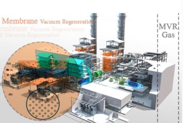 مدل سازی و شبیه سازی فرآیند احیای آمین از گازهای اسیدی با استفاده از فرآیند MVR