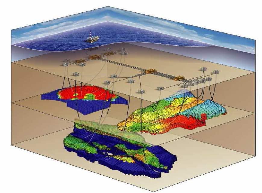 دانلود جزوه زمین شناسی نفت