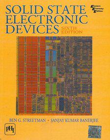 دانلود حل المسائل قطعات الکترونیکی نیمه هادی استریتمن