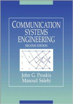 دانلود حل تمرین مهندسی سیستم های مخابراتی پروکیس و صالحی