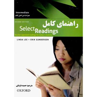 دانلود راهنمای کتاب select readings سطح intermediate