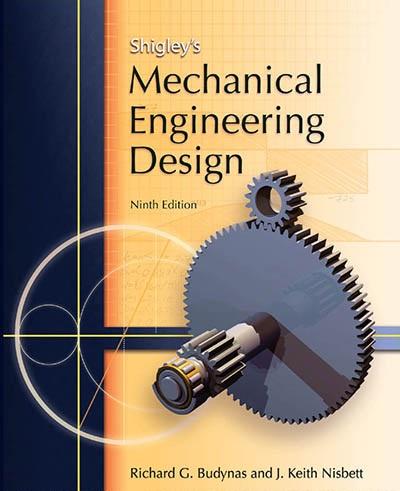 دانلود حل المسائل طراحی مهندسی مکانیک شیگلی ویرایش نهم
