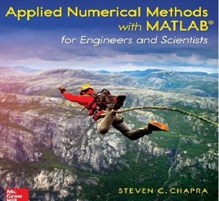 دانلود حل تمرین کتاب روش های عددی با نرم افزار متلب برای مهندسان استیون چاپرا