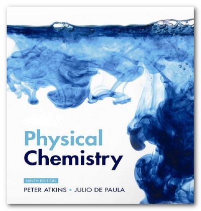 دانلود حل تمرین شیمی فیزیک اتکینز ویرایش 8 و 9
