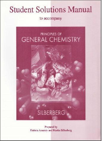 دانلود حل تمرین شیمی عمومی سیلبربرگ