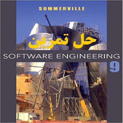 دانلود حل المسائل مهندسی نرم افزار یان سامرویل ویرایش نهم