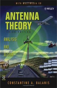 دانلود حل تمرین تئوری آنتن ها بالانیس ویرایش دوم