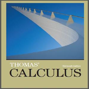دانلود حل تمرین حساب دیفرانسیل و انتگرال توماس ویرایش سیزدهم