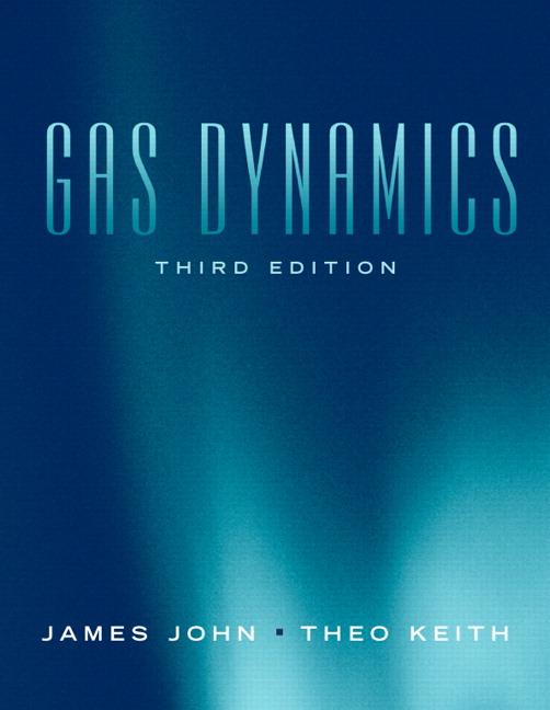 دانلود حل تمرین دینامیک گاز جیمز جان ویرایش سوم