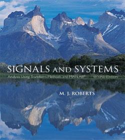 دانلود کتاب سیگنال ها و سیستم ها با روش تبدیل و matlab رابرتز