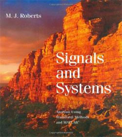 حل المسائل کتاب تجزیه و تحلیل سیگنال ها از طریق سیستم های خطی رابرتز