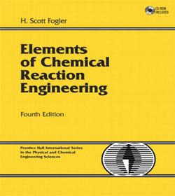 دانلود حل تمرین کتاب مهندسی واکنش شیمیائی اسکات فوگلر