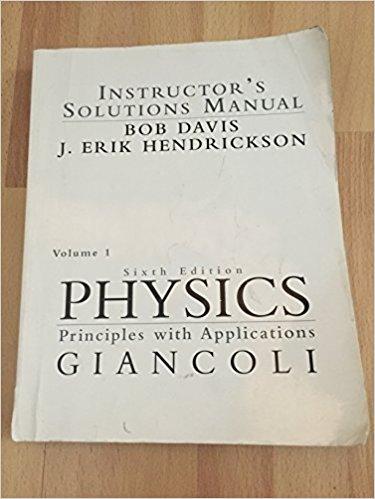 دانلود حل المسائل فیزیک اصول و کاربردها جیانکولی