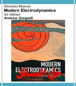 دانلود حل المسائل الکترودینامیک مدرن اندرو زنگویل