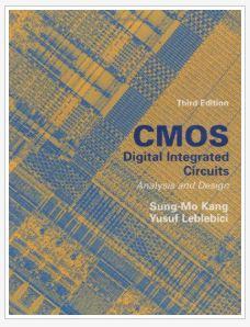 دانلود حل المسائل کتاب تحلیل و طراحی مدارهای دیجیتال یکپارچه CMOS کانگ