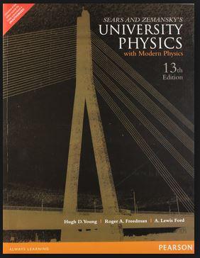 دانلود حل المسائل کتاب فیزیک دانشگاهی Sears and Zemansky