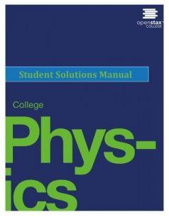 دانلود حل المسائل کتاب فیزیک دانشگاهی اپن استکس