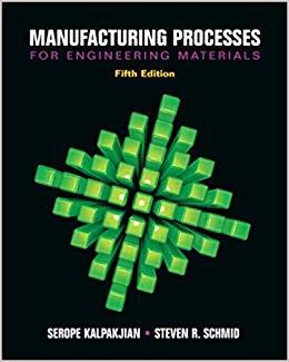 دانلود حل المسائل کتاب فرایند های تولید مواد مهندسی کلپاکجیان