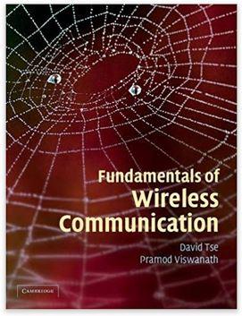 دانلود حل المسائل کتاب مبانی ارتباطات وایرلس دیوید تسه Tse