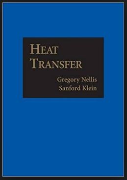 دانلود حل المسائل کتاب انتقال حرارت استنفورد کلاین و گریگوری نلیس
