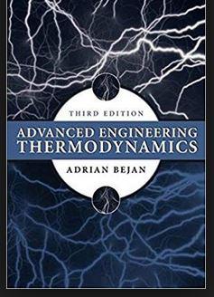دانلود حل المسائل ترمودینامیک مهندسی پیشرفته آدرین بیژن ویرایش سوم