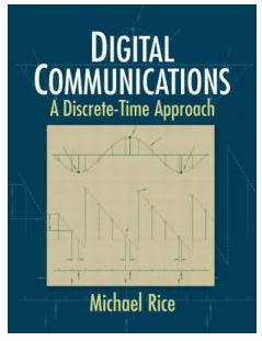 دانلود حل المسائل مخابرات دیجیتال مایکل رایس