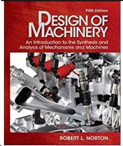 دانلود حل المسائل کتاب طراحی ماشین رابرت نورتون ویرایش پنجم Machine Design