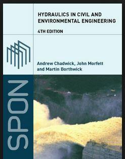 دانلود حل المسائل کتاب هدرولیک در مهندسی عمران و محیط زیست چادویک