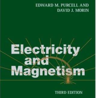 دانلود حل المسائل کتاب الکتریسیته و مغناطیس ادوارد پورسل