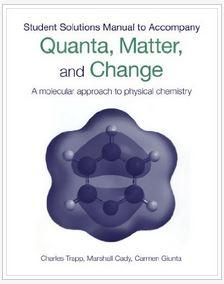 دانلود حل المسائل کتاب Quanta ، ماده و تغییر