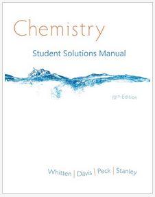 دانلود حل المسائل کتاب شیمی ویتن Whitten