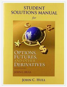 دانلود حل المسائل کتاب مهندسی مالی هال John Hull