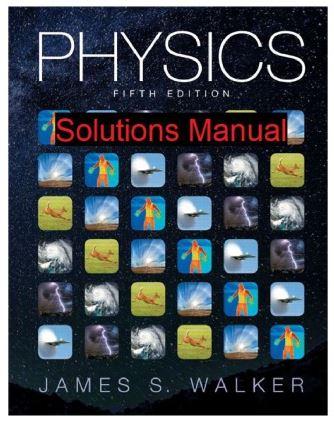 دانلود حل المسائل کتاب فیزیک جیمز واکر James Walker