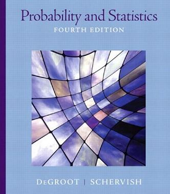 دانلود حل المسائل کتاب آمار و احتمال Morris DeGroot
