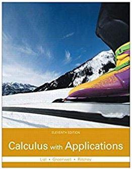 دانلود کتاب Calculus with Applications ویرایش یازدهم Margaret Lial
