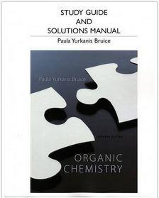 دانلود حل المسائل کتاب شیمی آلی پائولا یورکانیس Paula Yurkanis Bruice