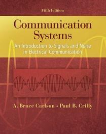 دانلود حل المسائل سیستم های مخابراتی کارلسون ویرایش پنجم